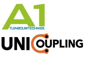 Logo A1 Techniek UNI coupling