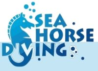 Logo Seahorse Diving