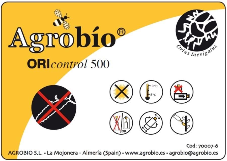 Wat betekenen de symbolen op de productetiketten van biologische bestrijders?