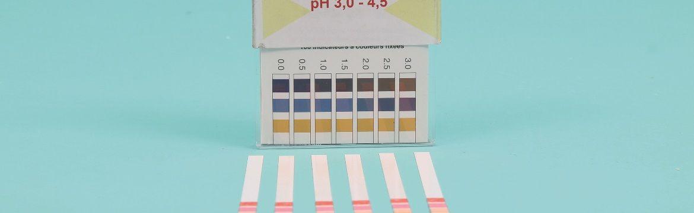 Hoe gebruik je pH strips?