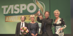 Royal Brinkman wint TASPO Award 2016