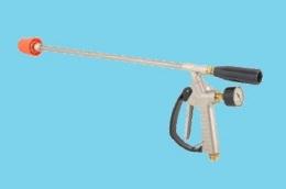 Spuittabel voor Alumax spuitpistool