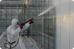 De voordelen van desinfectie met schuim