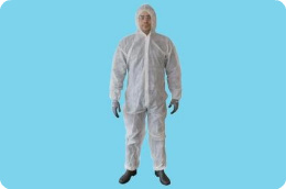 HACCP overalls