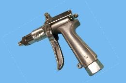 Spuittabel voor Ripa spuitpistool