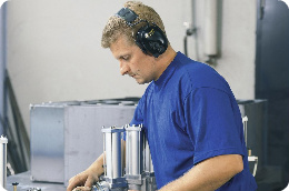 De juiste gehoorbescherming kiezen