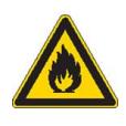 Stoffen die snel in de brand vliegen