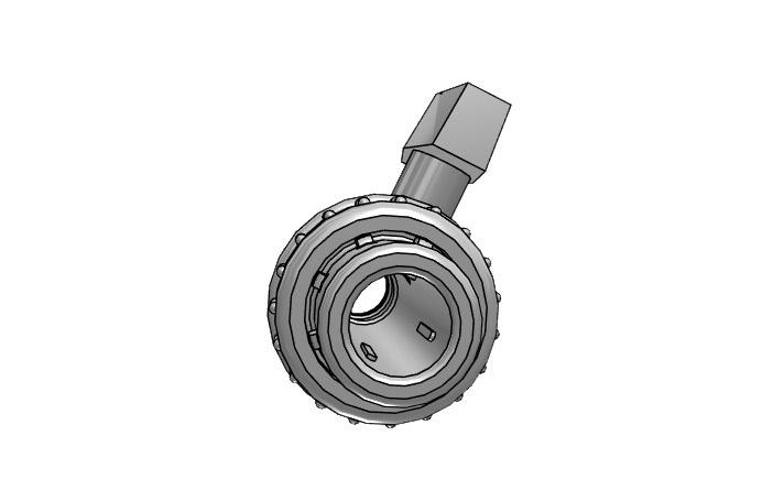 Kogelkraan Ø 32/25mm pvc x Ø20mm pe 10bar