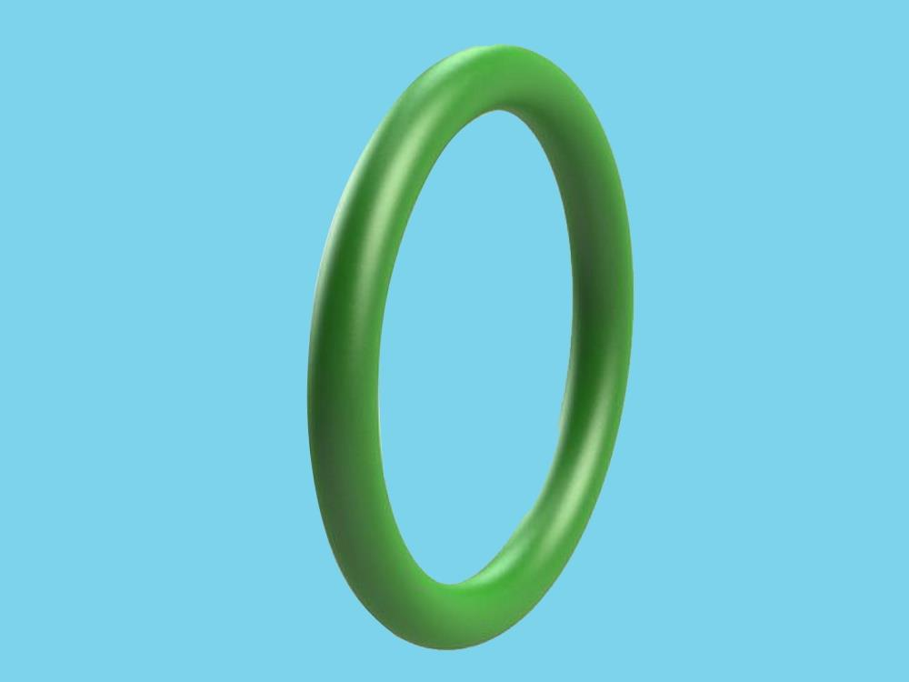 O-ring viton 78x  4mm    groen