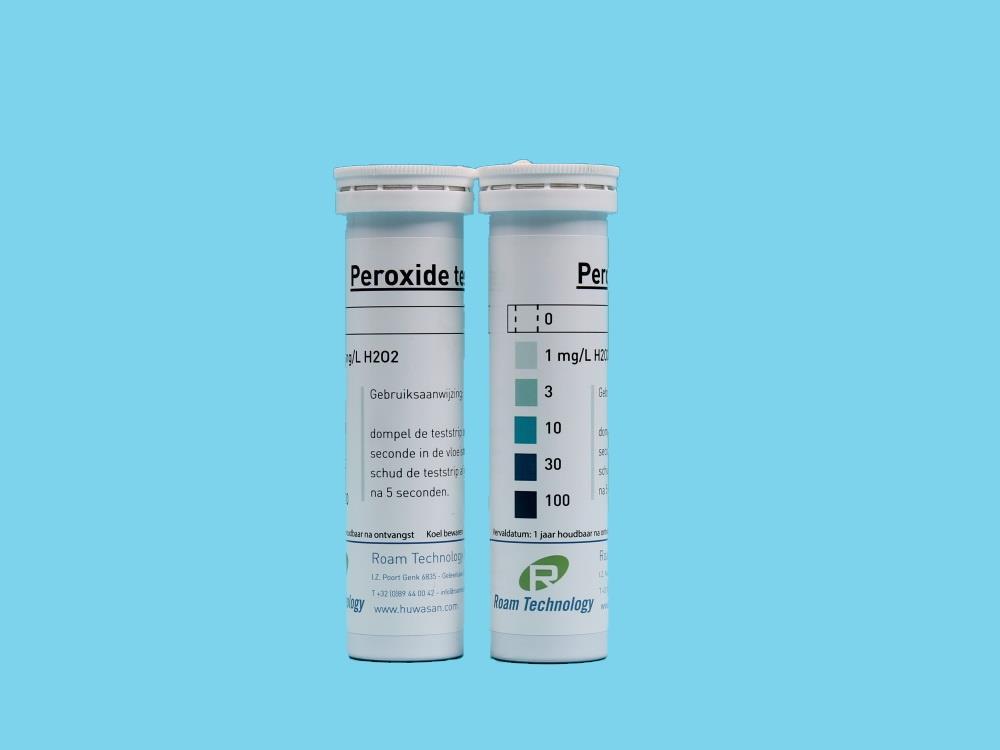 Waterstofperoxide test 0-100 ppm