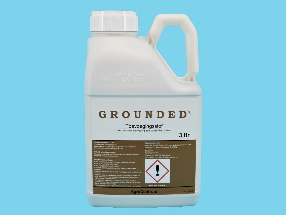 Grounded 3 ltr