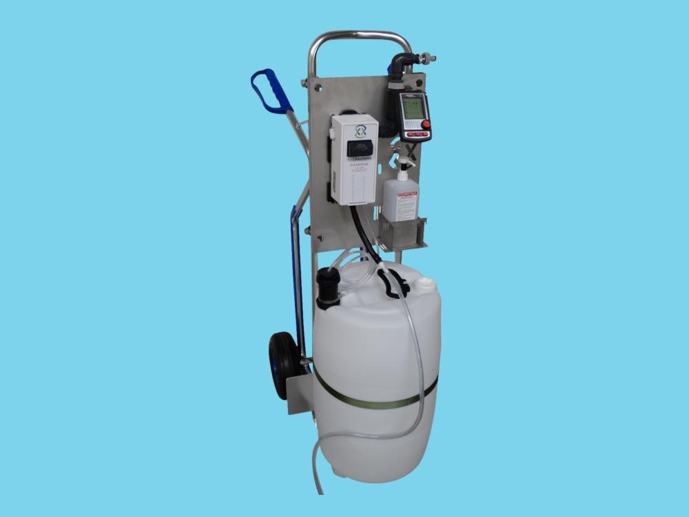 Flexxotrolley - Mobiele Desinfectie Unit (Flexxoturi)