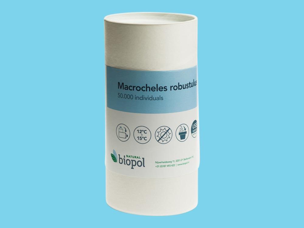 Macrocheles [50.000/koker] (BP)