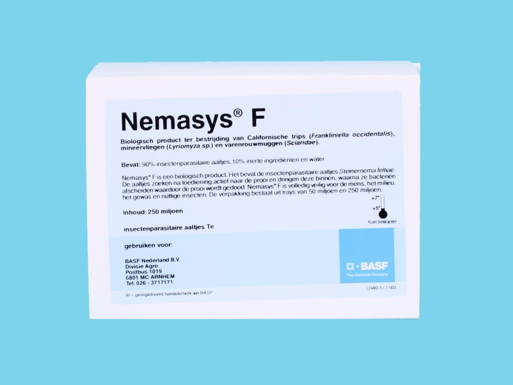 Nemasys F [250 miljoen]
