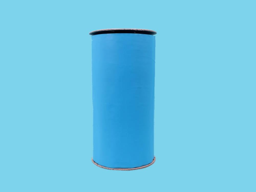 Signaalrol blauw 100m x 30cm (Optiroll)