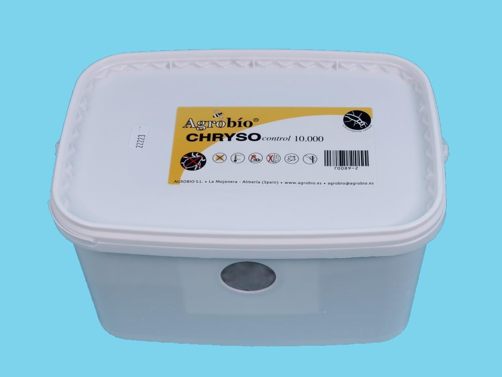 CHRYSOcontrol [10.000/emmer] (AB1) (Chrysoperla carnea)