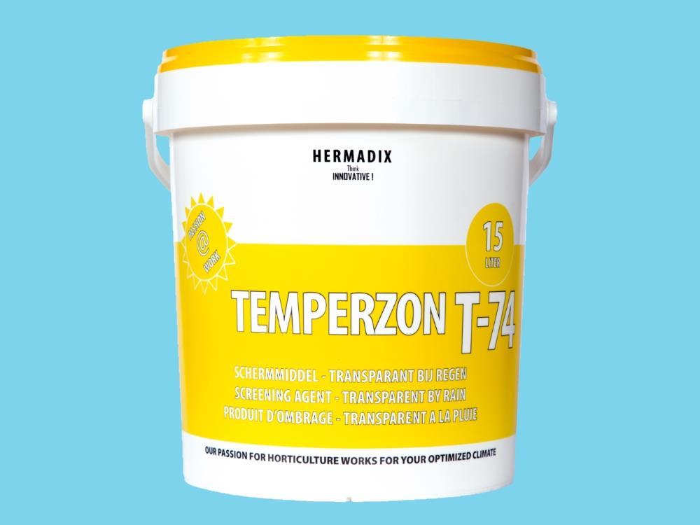 Temperzon T74 15 L (495ltr)