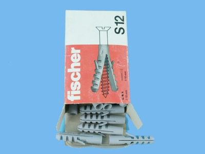 Fischer superplug s12     25st