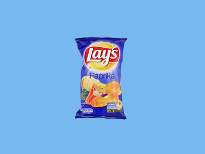 Lay's chips paprika 8 x 200 gr.