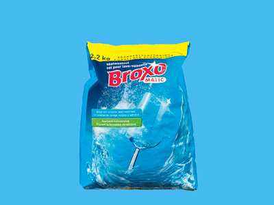 Broxomatic zout 2,2kg