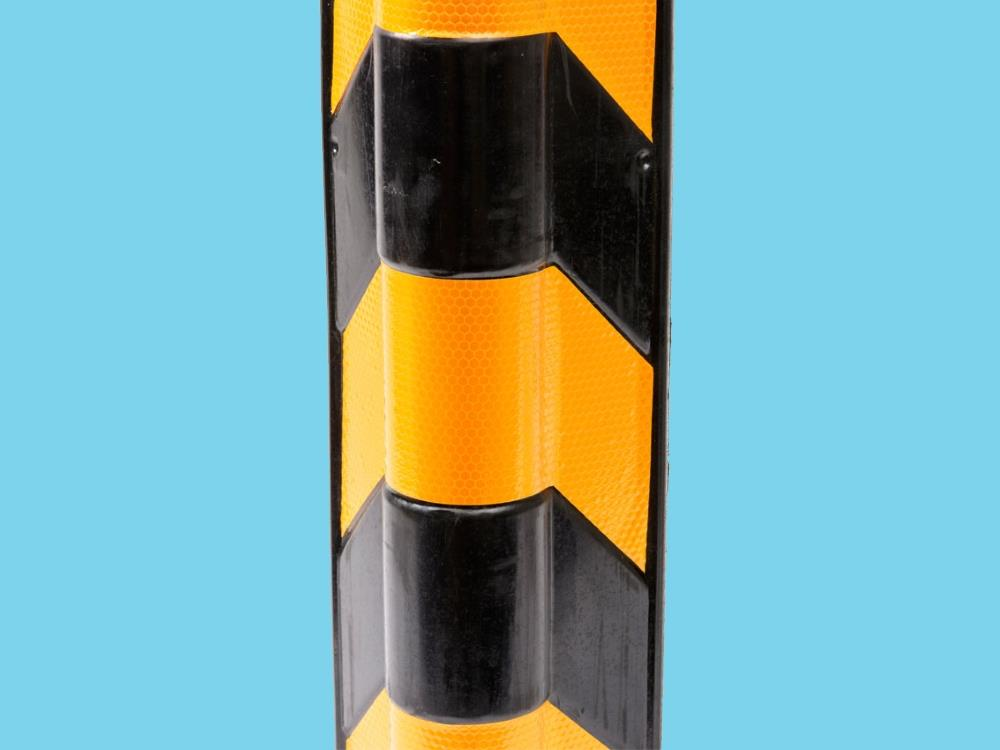 Volrubber hoekprofiel 805x121x121mm