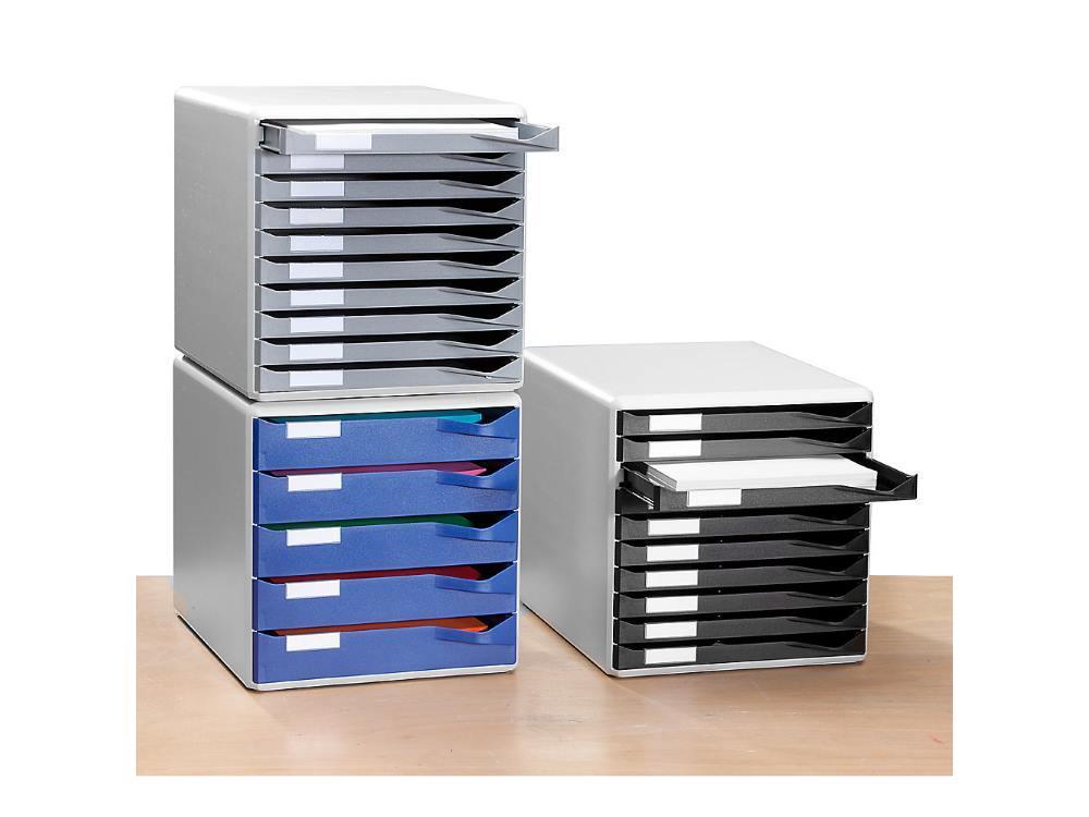 Aflegbox 5 laden post en formulieren grijs