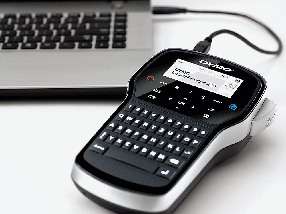 letterapparaat QWERTY 280 DYMO