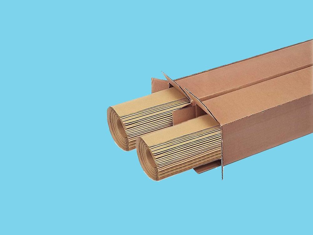 Papier prikbord bruin 50 stuks