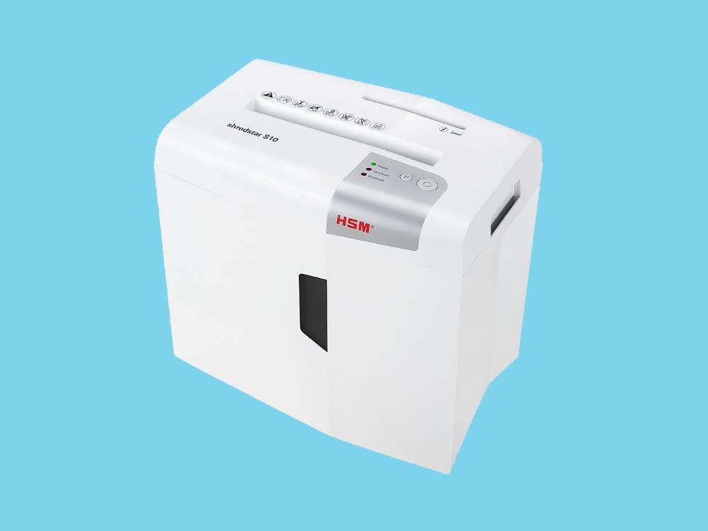 Papierversnipperaar 18 liter S10