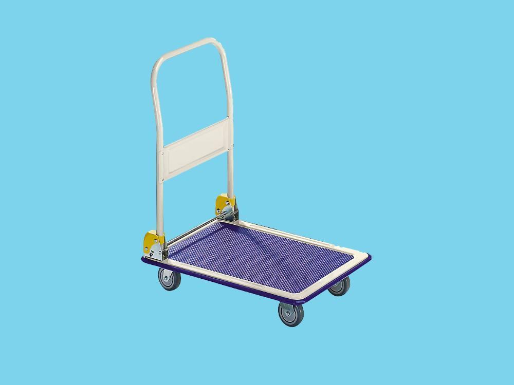 Platformwagen duwbeugel inklapbaar