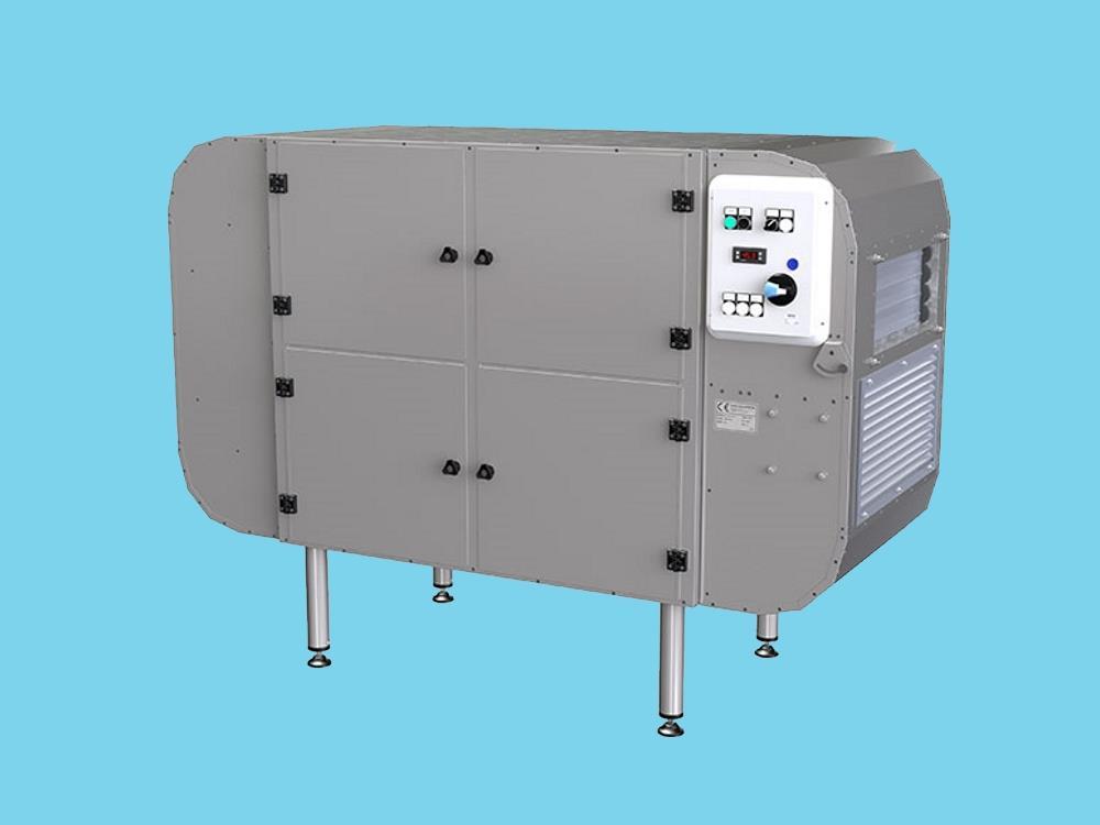 Droogoven B.MASTER - 5,1 kW, driefasen