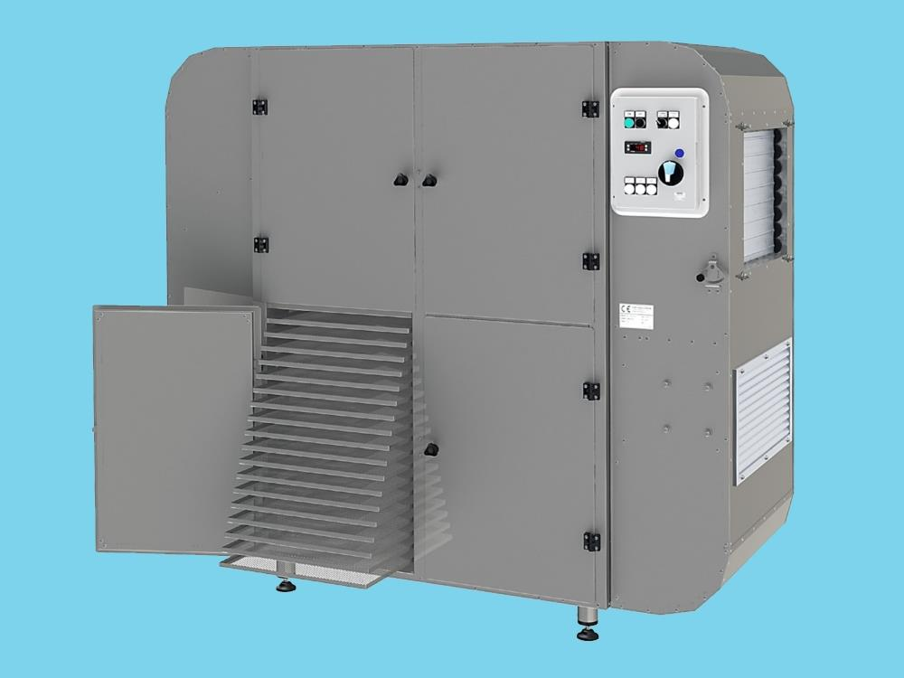 Droogoven B.MASTER PLUS - 7,6 kW, driefasen