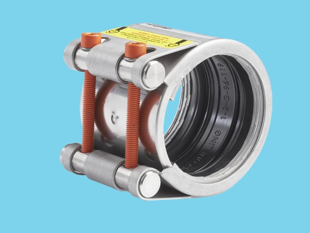 UNI-Plastgrip S 125mm PN16