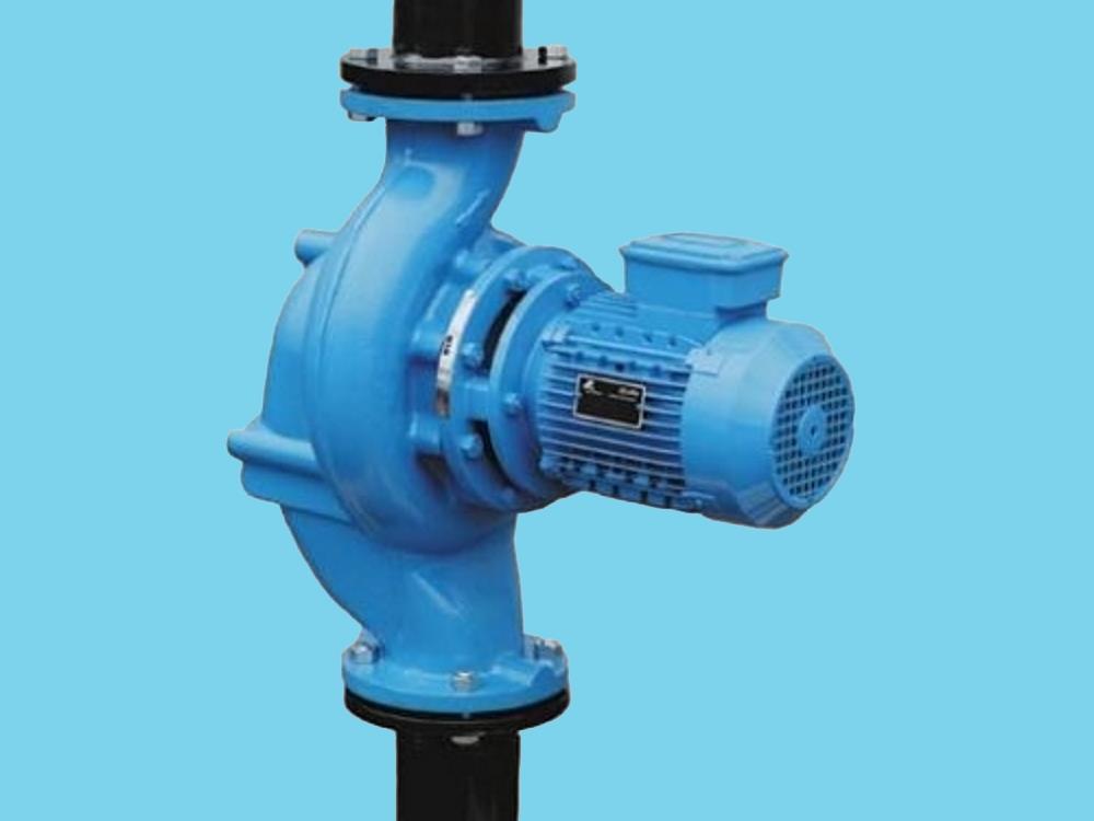 Johnson inbouw circulatiepomp CombiLine CL 125C-200 4,00kw