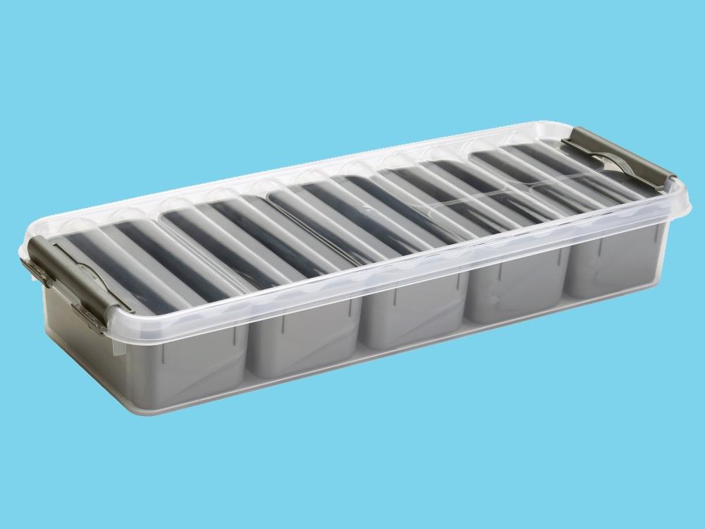 Mixed Box, transp/metal 2,5L (4 stuks)