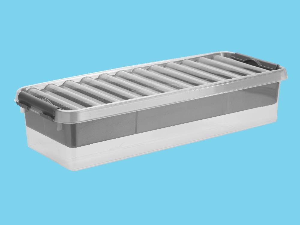 MultiBox, transp/metal 6,5L (4 stuks)