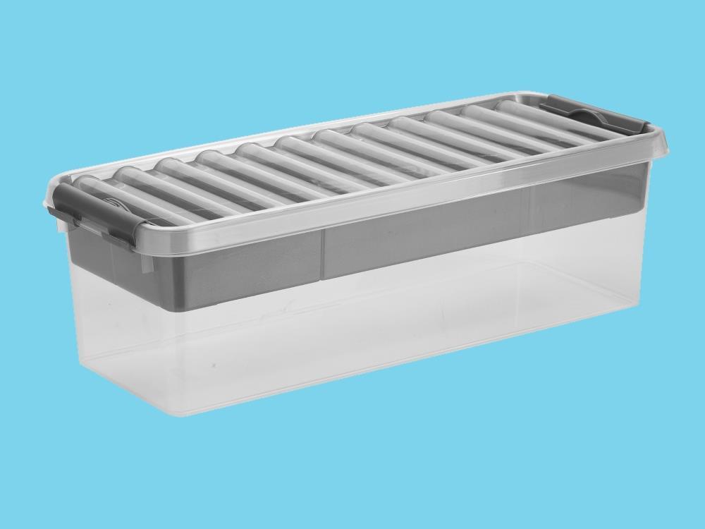 MultiBox, transp/metal 9,5L (4 stuks)