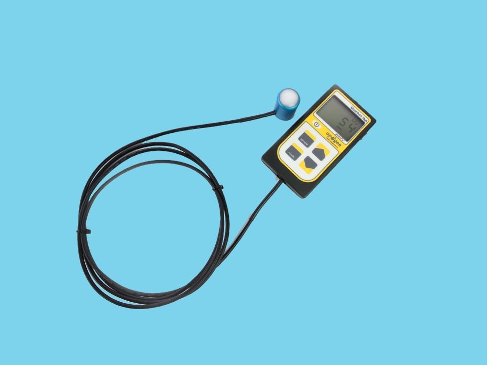 PAR handmeter voor elk soort licht 2 m kabel