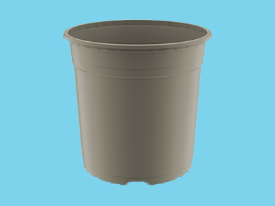 Teku pot VCC 9 VOL Circular taupe  4365 ds
