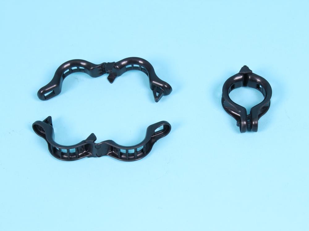 Brinkman Ergo clip 14.5 mm zwart 13000
