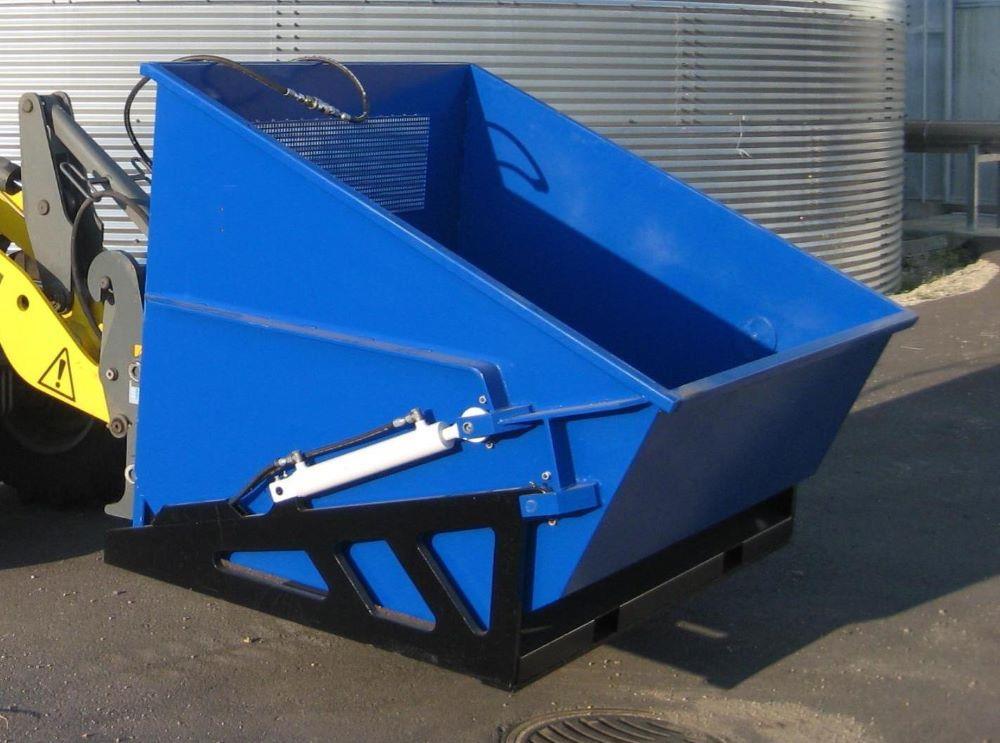 Hydraulische Afvalcontainer Super Mega Bio Chopper 2750 ltr