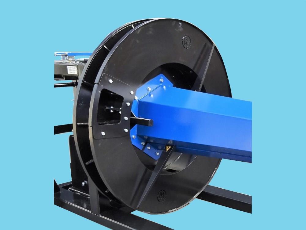 Touwhaspel Multiroller Compact-E