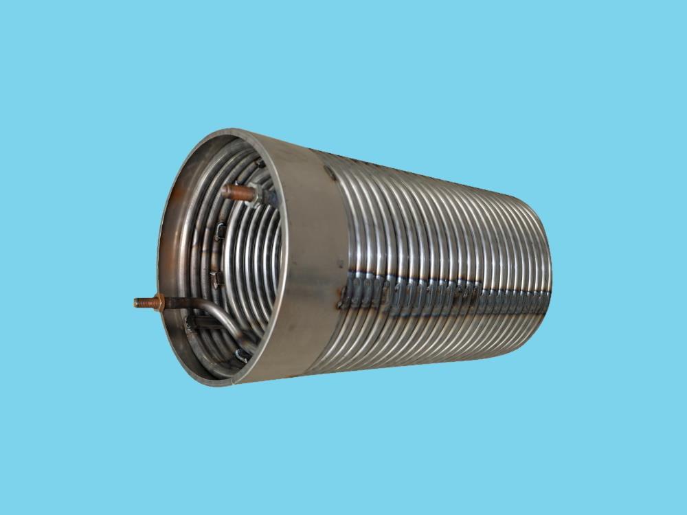 Spiraal 110kW GB RVS