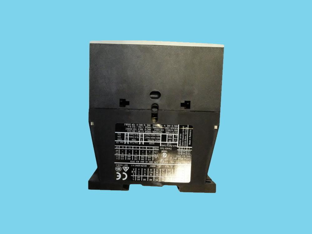 Magneetschakelaar M17-10 24V 7.5kW 400V