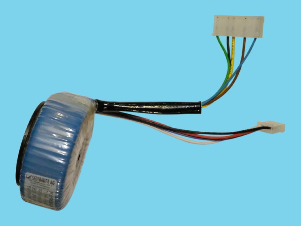 Transfo 110V 200V 240V 400V - 24V AC 55VA
