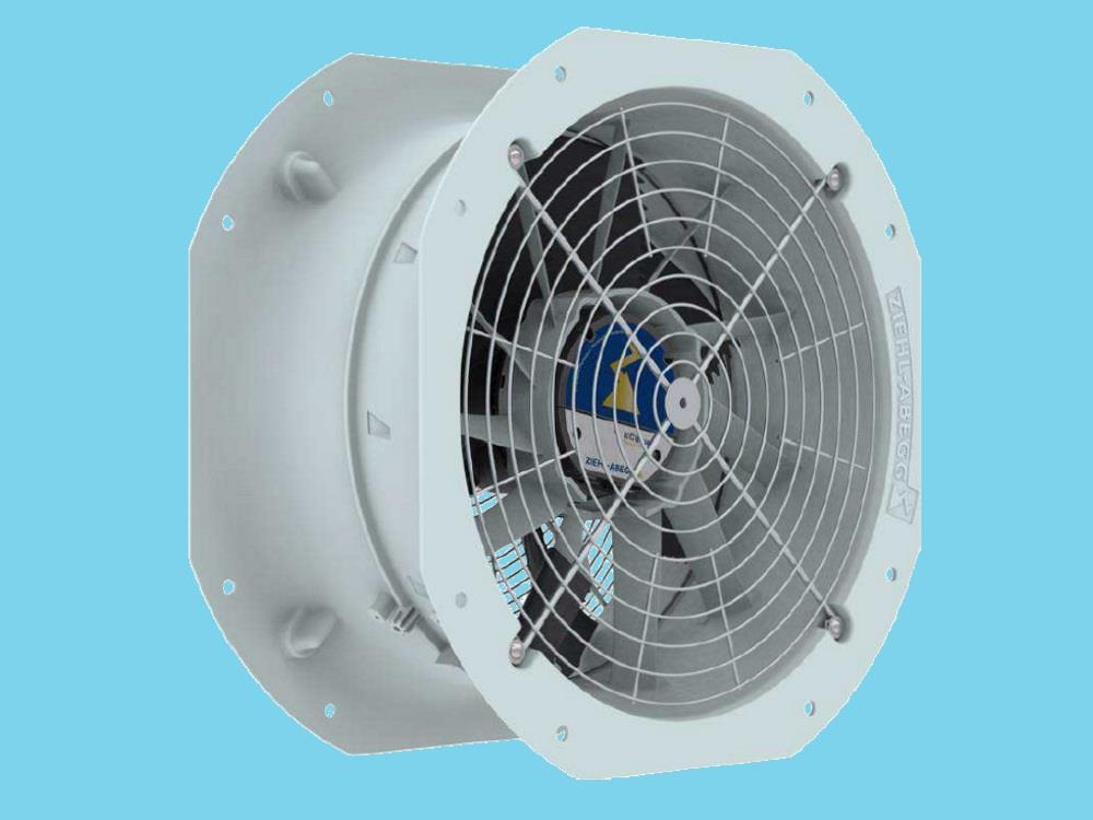 Ventilator ZN045 3~230/400V/465V  50Hz/60Hz