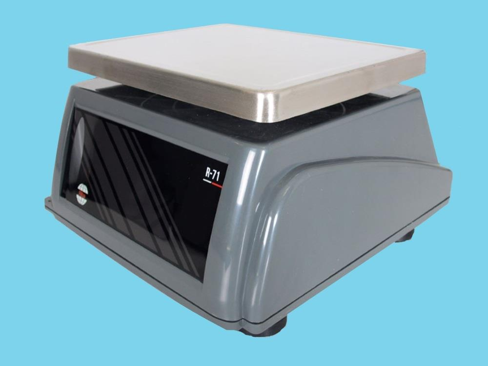 Controleweegschaal R-71 IP66 (6kg-1g)