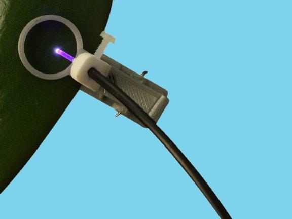 Bladclip 1mm Probe t.b.v. Chlorofyl Handsensor