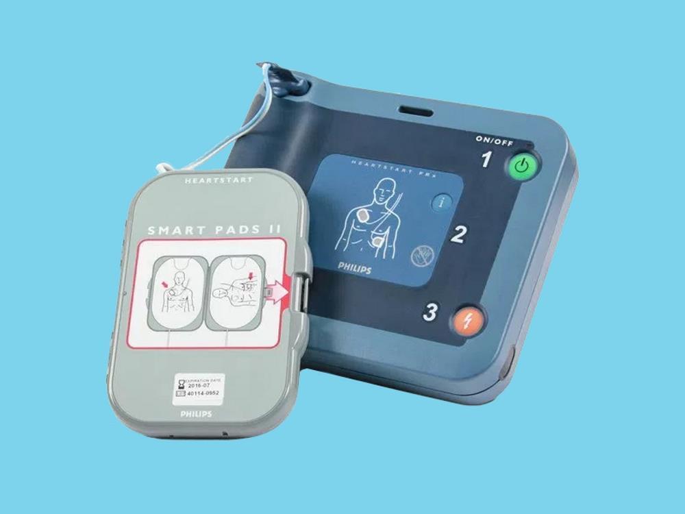 AED Heartstart FRx Philips Laerdal