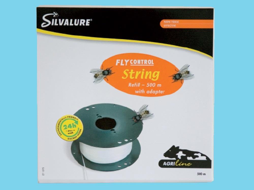 Navulset voor de Silvalure Vliegenlint Compleet (kit)